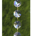 Faceted Crystal Octagons
