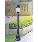 Short Garden Lamp Post